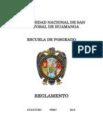 REGLAMENTO POSGRADO UNSCH-2019.pdf