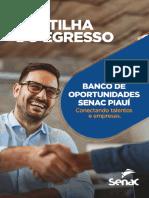 Cartilha Do Egresso - 2019