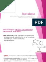 Toxicología