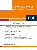 Design and tuning of Fuzzy logic PID controller