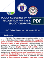 presentation of honors.ppt
