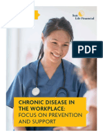 Chronic Disease in the Workplacechronic Disease in the Workplace