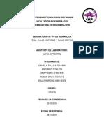 Laboratorio 5 de hidraulica flujo uniforme-critico.docx