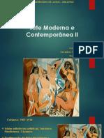 Aula - Arte Moderna e contemporânea II.pdf