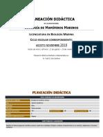 Ecología de Mamiferos Marinos CCBA