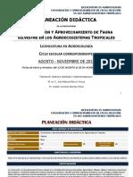 Conserv. y Aprov. f. s. en Aes. CCBA