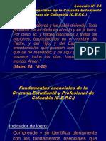 64 Lección 64 Fundamentos Conceptuales de la CEPC.ppt