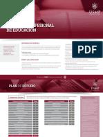 10 - USMP - Carrera - Profesional de Educacion.pdf