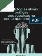 Livro Metodologias Ativas Práticas Pedagógicas Na Contemporaneidade-0
