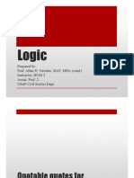[5P] LogicLect1-Logic For Students