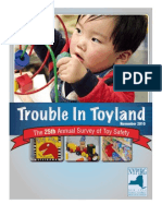 NYPIRG Toy Safety Report