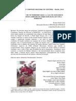 1564440159_ARQUIVO_PECULIARIDADEDEUMTERREIRONAGOACASADEOGUNMAATAMANTEMSUASINGULARIDADEDOORIssAOGUNDANCARCOMASERPENTE.pdf