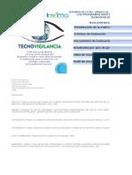 HERRAMIENTA DE VERIFICACION DE TECNOVIGILANCIA.xls