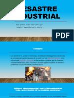 Desastre Industrial