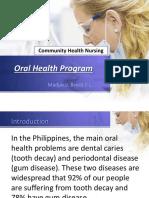 Oral Health Program2Madjaco 1