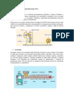 Procesos de Moldeado Para Pvc