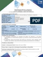 Guia de Actividades y Rubrica de Evaluación - Post tarea - Evaluación Final.doc