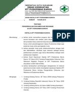 6 SK Pengendalian Dokumen Dan Rekaman