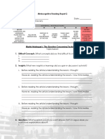 Metacognitive Reading Report - STS (2).docx