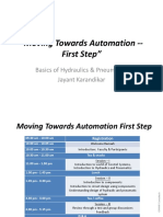 Control Systems First Step