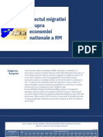 Efectele Migratiei Referat