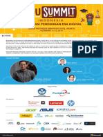 Microsoft Edu Summit 2019 Indonesia