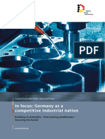 Germany Industry Nation