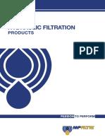 Hydraulic Filters EN 01 2019