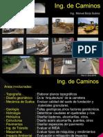 Clase - Proceso Constructivo Caminos