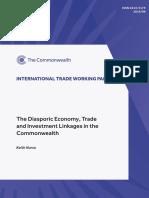 Diasporic economy