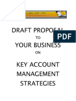 YSR Key Account Management Strategies