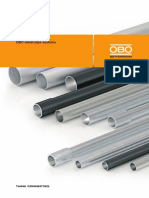 OBo Stainless steel 316 welded