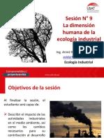 Sesión 9 - Impacto de La Actividad Industrial en El Medio Ambiente (1)