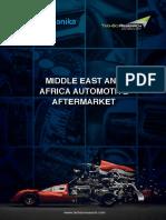 Middle East automotive market