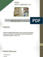 IMPLEMENTASI AKREDITASI TERKAIT PPI STANDAR 7.7 DAN 7.7.1 (KURAESIN).pdf