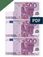 Dinero Para Imprimir