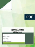 Ventajas y Desventajas de Las Urbanizaciones Cerradas