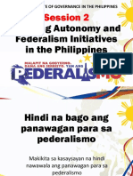 Module 1 Session 2-Evolving Autonomy and Federalism Initiatives FINAL