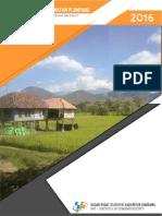 Statistik Daerah Kecamatan Plampang 2016