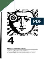 Mazzucchelli - Estagnação e Demanda Efetiva em Steindl