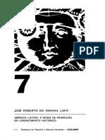 Lapa - América Latina - Modo de Produção