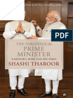 Paradoxical Prime Minister
