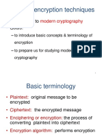 2 Classical Encryption 2