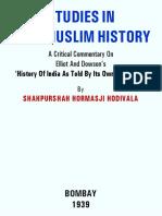 Studies in Indo-Muslim History (S.H. Hodivala).pdf