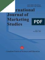 2009-International Journal of Marketing Studies, Vol. 1, No. 2, November 2009, all in one pdf file