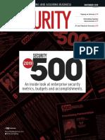 Revista de seguridad informatica mes de noviembre 2019
