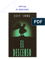 El Descenso Jeff Long