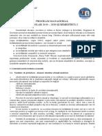Program Managerial Sem I20192020