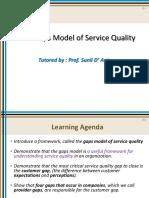ServQual Gaps model - Z.pptx