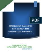 10.ENGG. APTITUDE_GATEACADEMY-2020